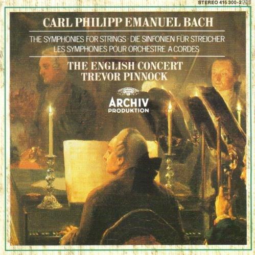 Bach cpe pinnock