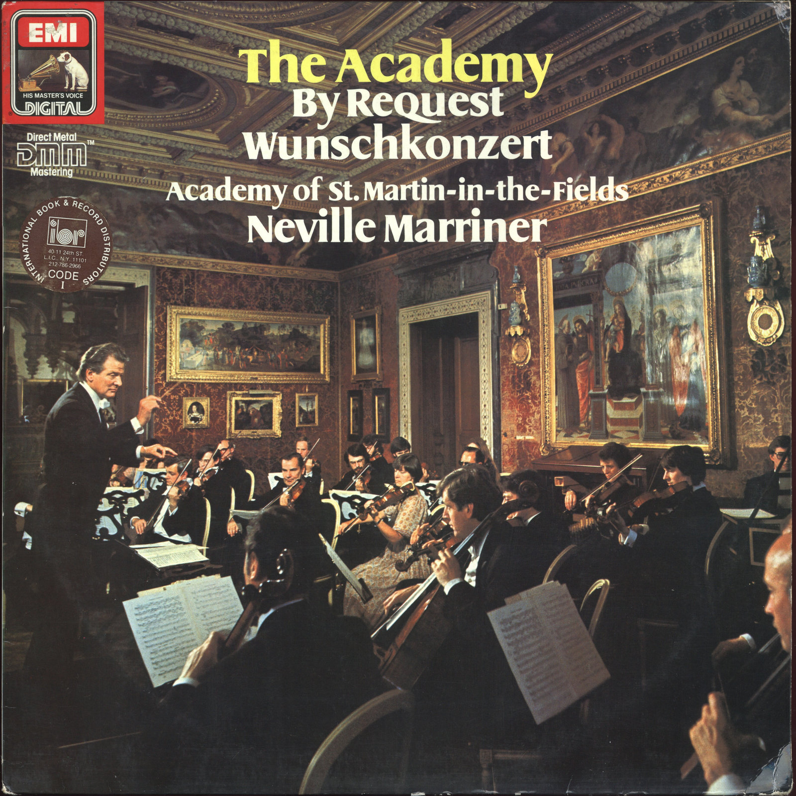 The Academy: Listening To The Academy By Request